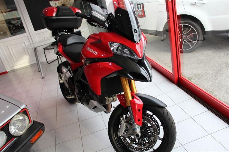 used Ducati  MULTISTRADA 1200 S TOURING in huddersfield