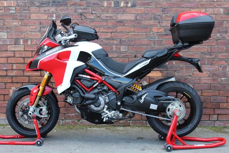 used Ducati Multistrada 1260 PIKES PEAK in huddersfield