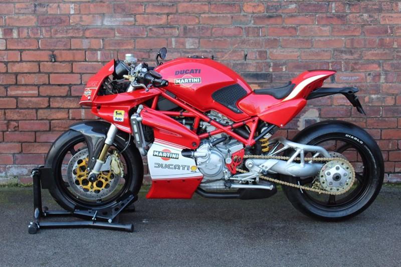 used Ducati S4 S4 R in huddersfield