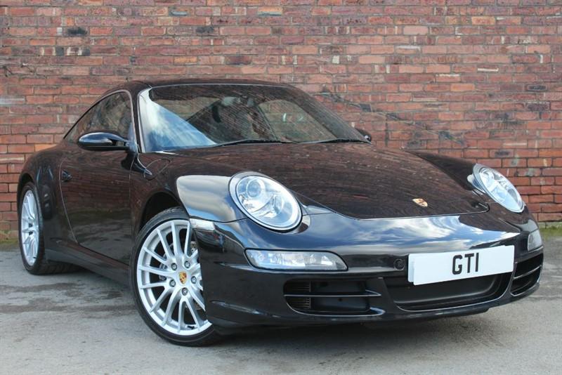 used Porsche 911 997 TARGA 4  in huddersfield