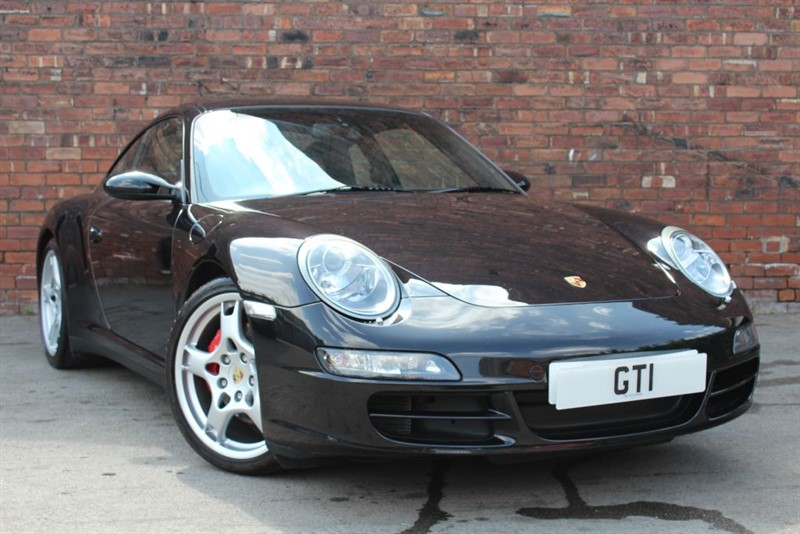 used Porsche 911 CARRERA 4 S in huddersfield