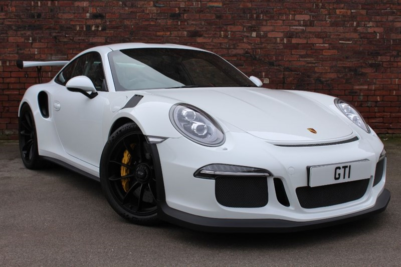 used Porsche 911 GT3 RS PDK in huddersfield