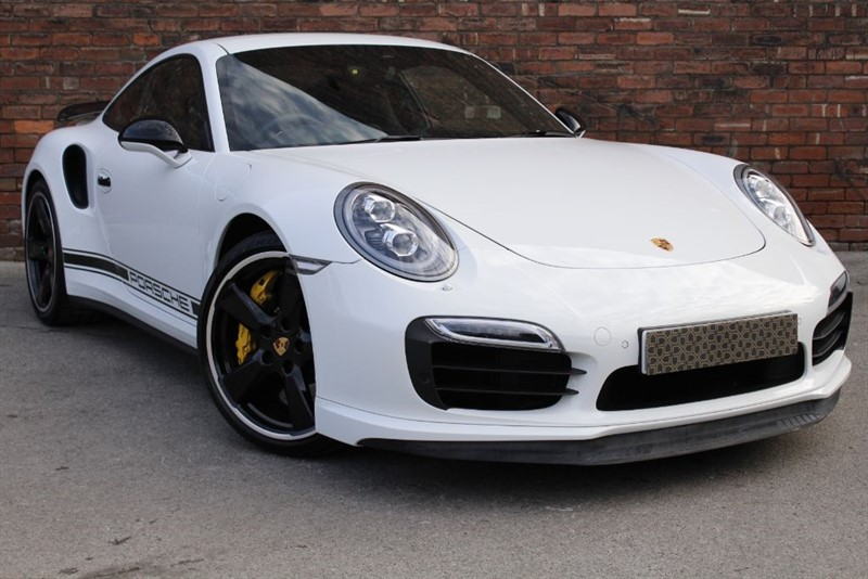 used Porsche 911 Turbo S  in huddersfield