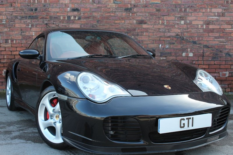 used Porsche 911 Turbo TIPTRONIC S in huddersfield