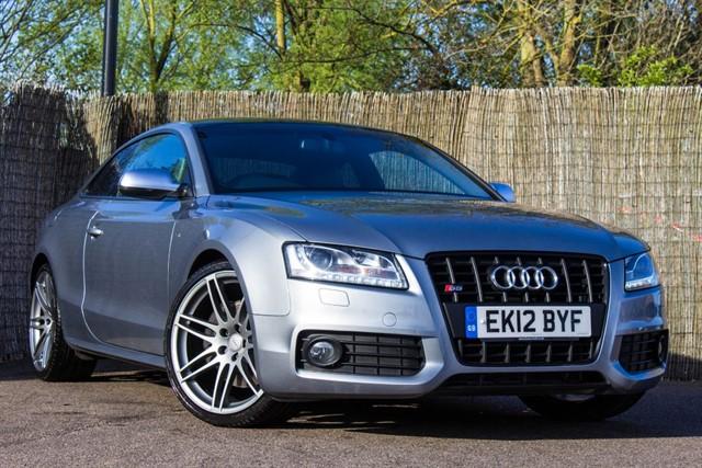 used Audi S5 FSI QUATTRO in witham-essex