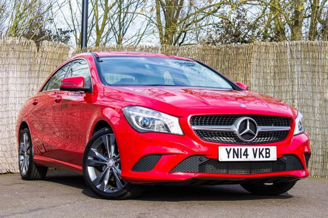 used Mercedes CLA 220 CDI SPORT in witham-essex