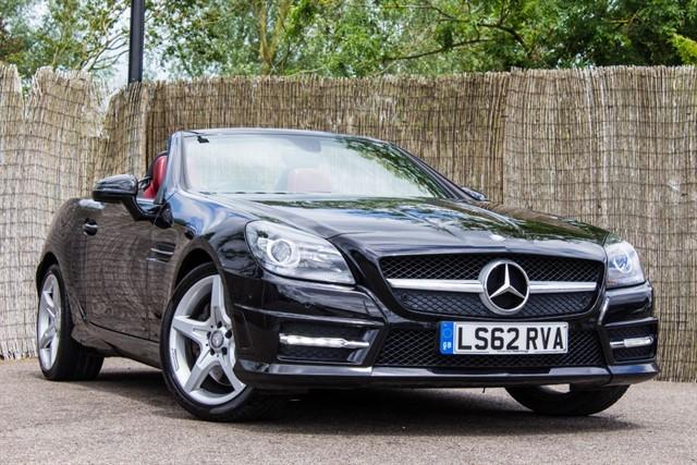 used Mercedes SLK SLK250 BLUEEFFICIENCY AMG SPORT in witham-essex