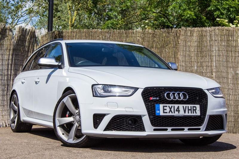 used Audi RS4 Avant FSI QUATTRO in witham-essex