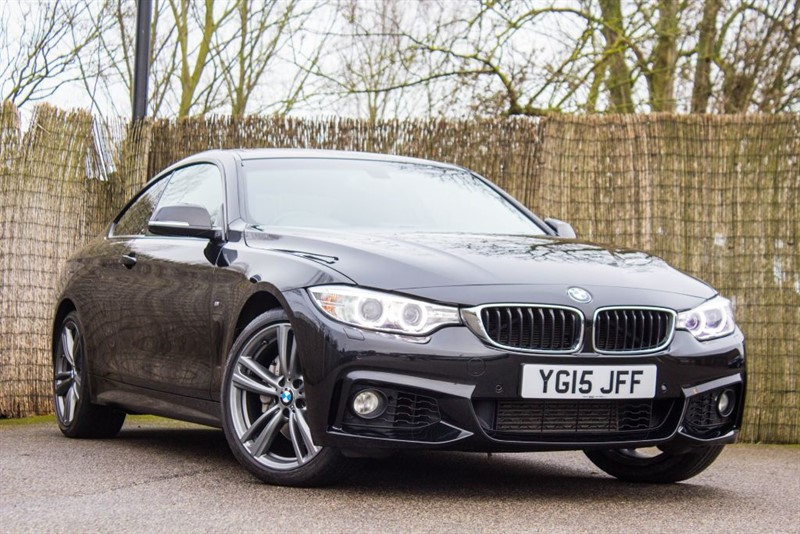 used BMW 435d XDRIVE M SPORT in witham-essex
