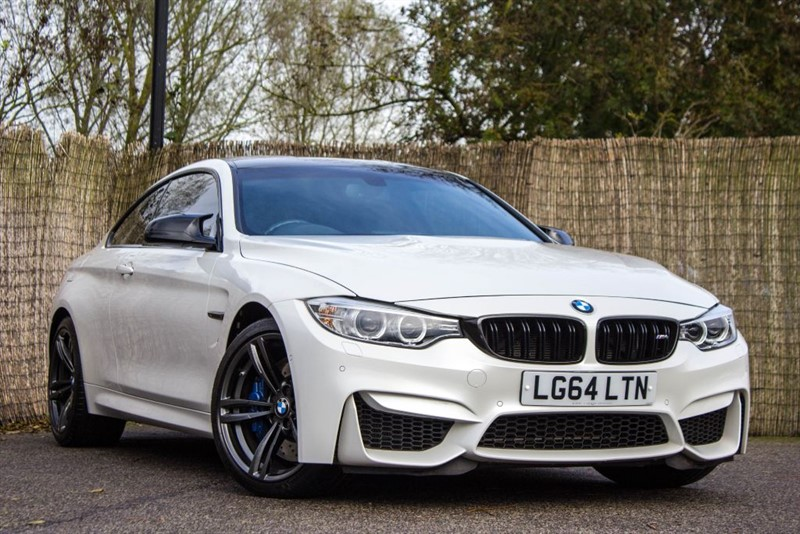 used BMW M4  in witham-essex