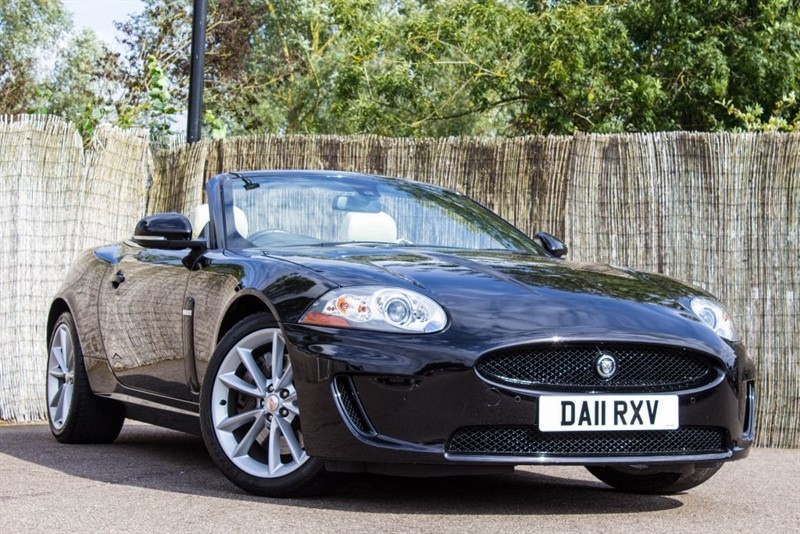 used Jaguar XK XK in witham-essex