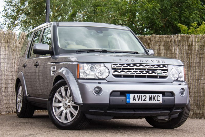 used Land Rover Discovery 4 SDV6 HSE in witham-essex