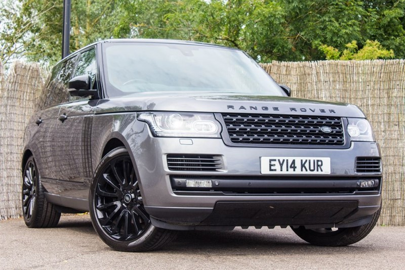 used Land Rover Range Rover TDV6 AUTOBIOGRAPHY in witham-essex