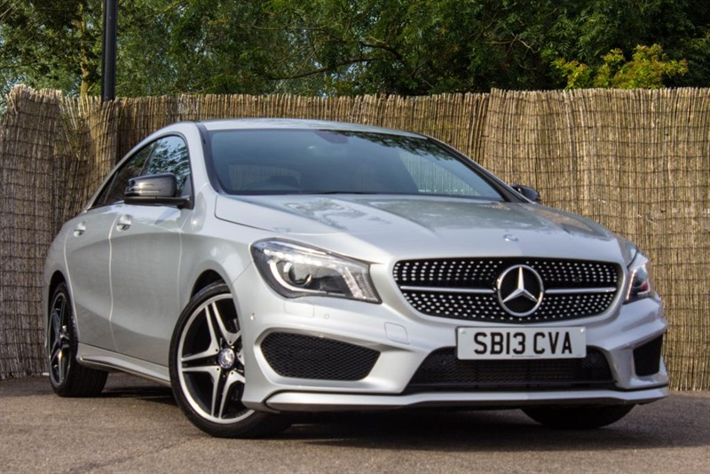 used Mercedes CLA 220 CDI AMG SPORT in witham-essex