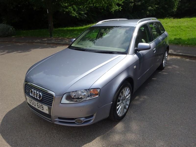 used Audi A4 TDI QUATTRO DPF SE in west-sussex