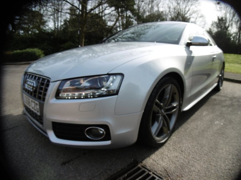 used Audi A5 S5 V8 QUATTRO FULL AUDI SERVICE HISTORY in west-sussex