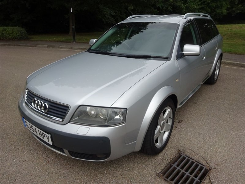 used Audi A6 allroad TDI QUATTRO FULL AUDI SERVICE HISTORY in west-sussex