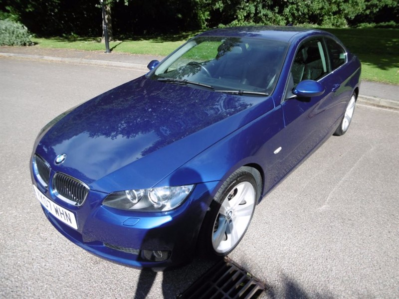 used BMW 325i SE LOOK @ THE MILEAGE  in west-sussex