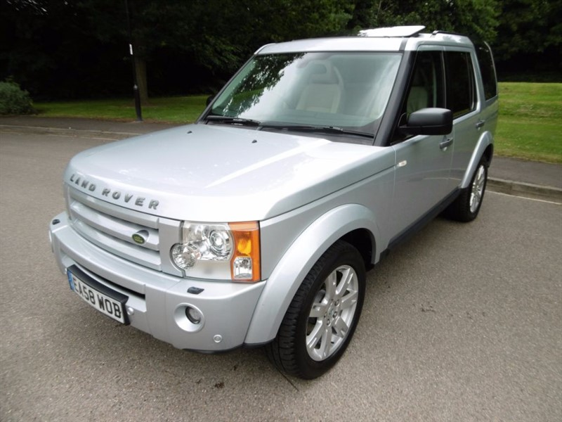 used Land Rover Discovery 3 TDV6 HSE FULL SERVICE HISTORY NEW CAMBELT. in west-sussex