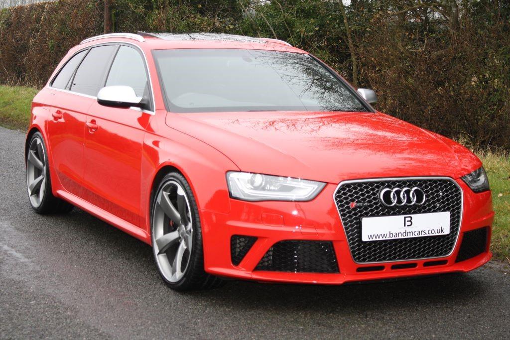 Audi A4 Rs4 Avant Fsi Quattro For Sale Stratford Upon Avon Warwickshire B Amp M Sports