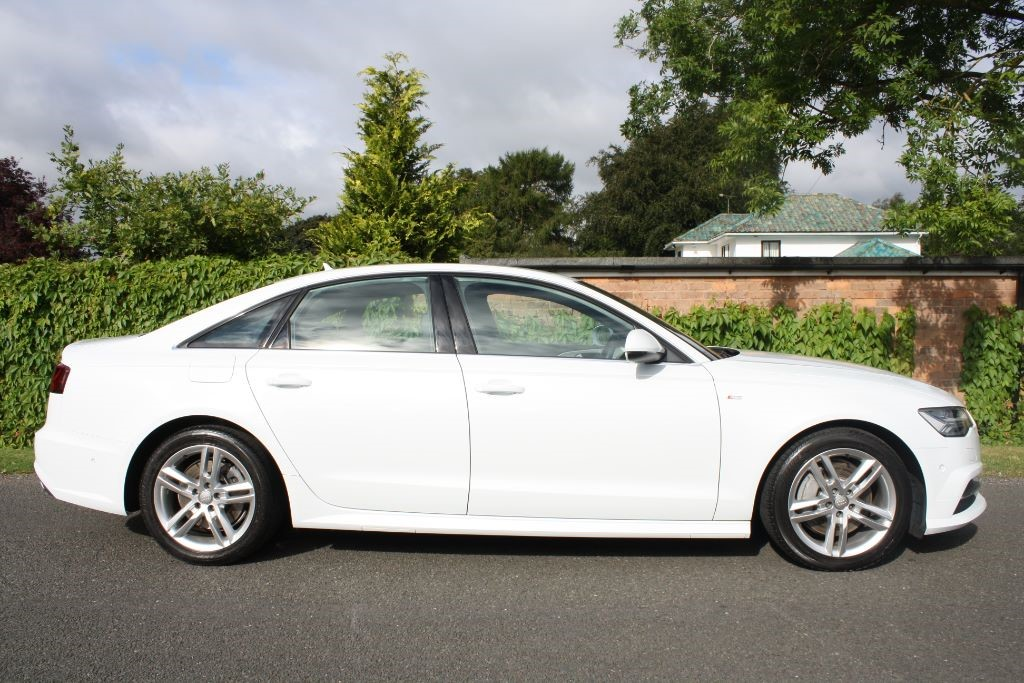 audi a6 tdi quattro s line for sale stratford upon avon. Black Bedroom Furniture Sets. Home Design Ideas