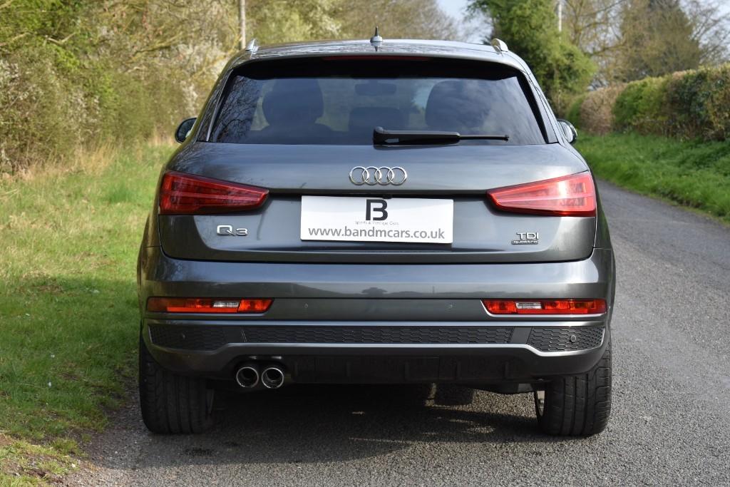Vehicle Information Audi