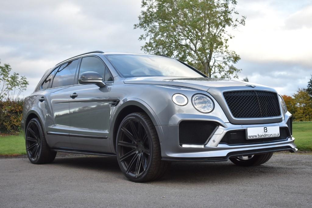 Bentley Bentayga V8 For Sale Stratford Upon Avon Warwickshire B M Sports Prestige Cars