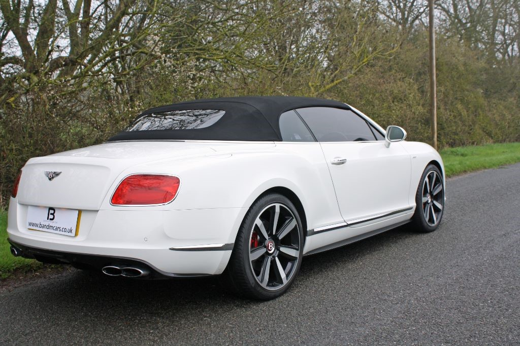Vehicle Information   Bentley ...