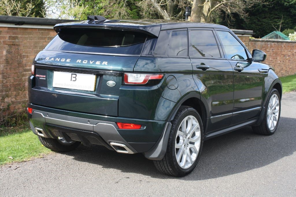 range rover evoque manual transmission