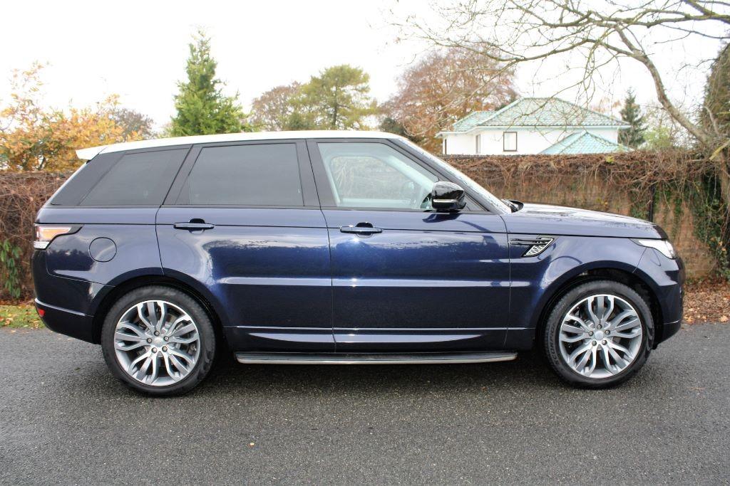 Land Rover Range Rover Sport Sdv6 Hse Dynamic For Sale Stratford Upon Avon Warwickshire B