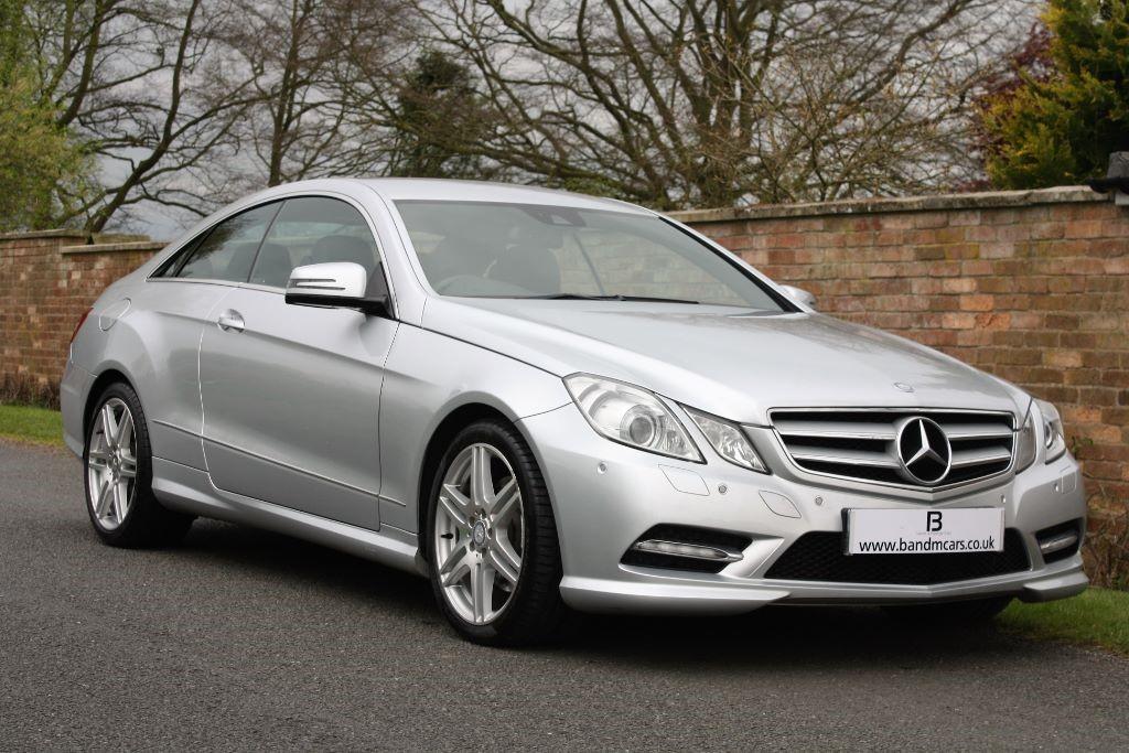 Mercedes E Class E220 Cdi Blueefficiency Sport For Sale