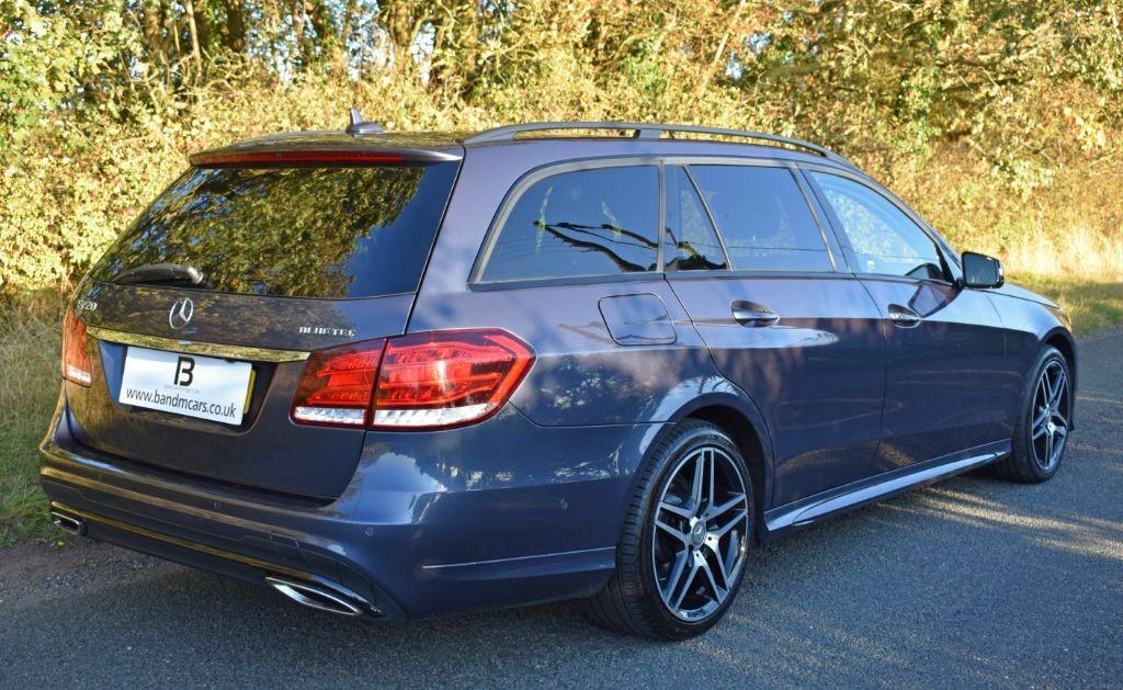 Mercedes E Class E220 Bluetec Amg Night Edition Premium