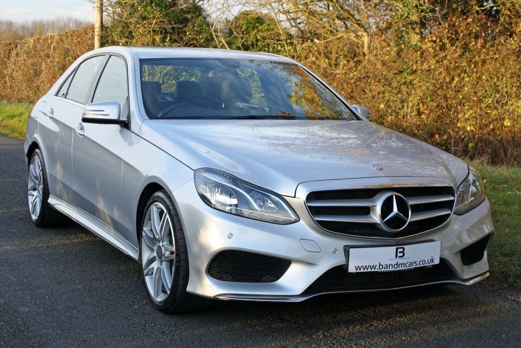 Mercedes e class e300 bluetec hybrid amg sport for sale for Mercedes benz e300 hybrid