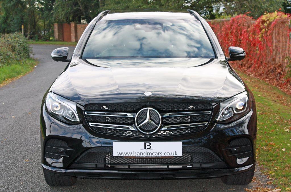Mercedes Gl Class Gl C Class Glc 250 D 4matic Amg Line