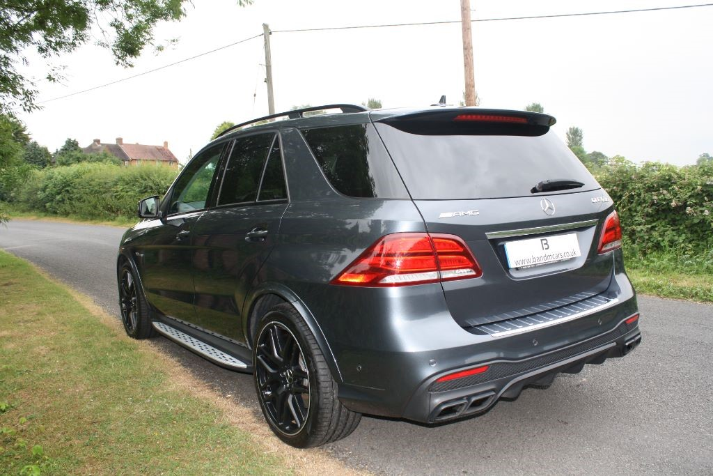 Mercedes Gl Class Gl Class Amg Gle 63 S 4matic Premium For Sale Stratford Upon Avon