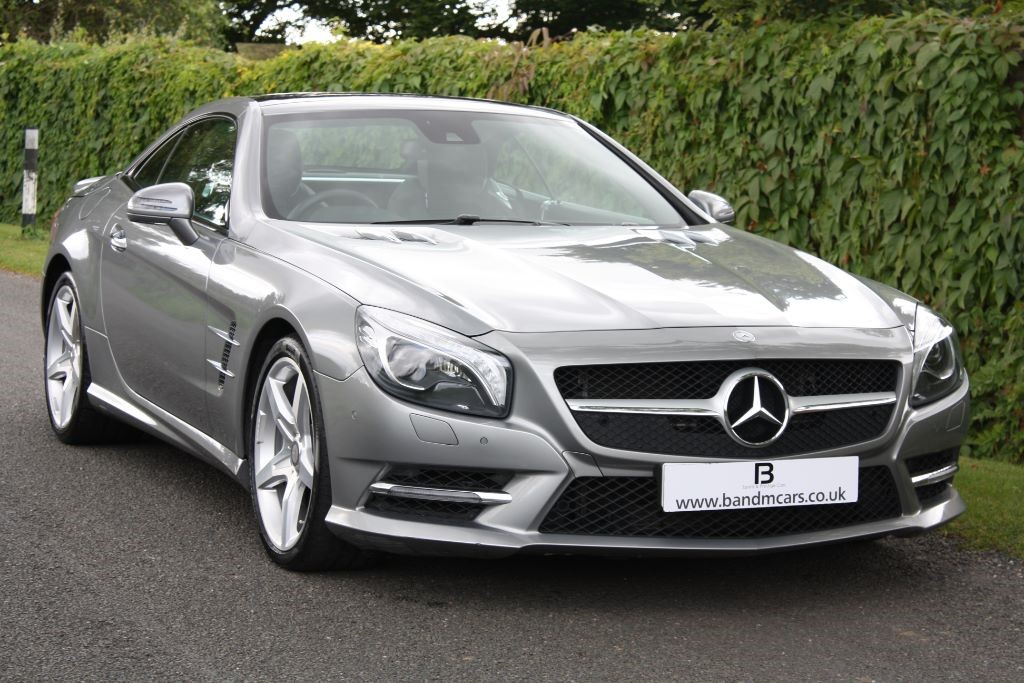 Mercedes sl class sl sl500 amg sport for sale stratford for Mercedes benz sports car convertible