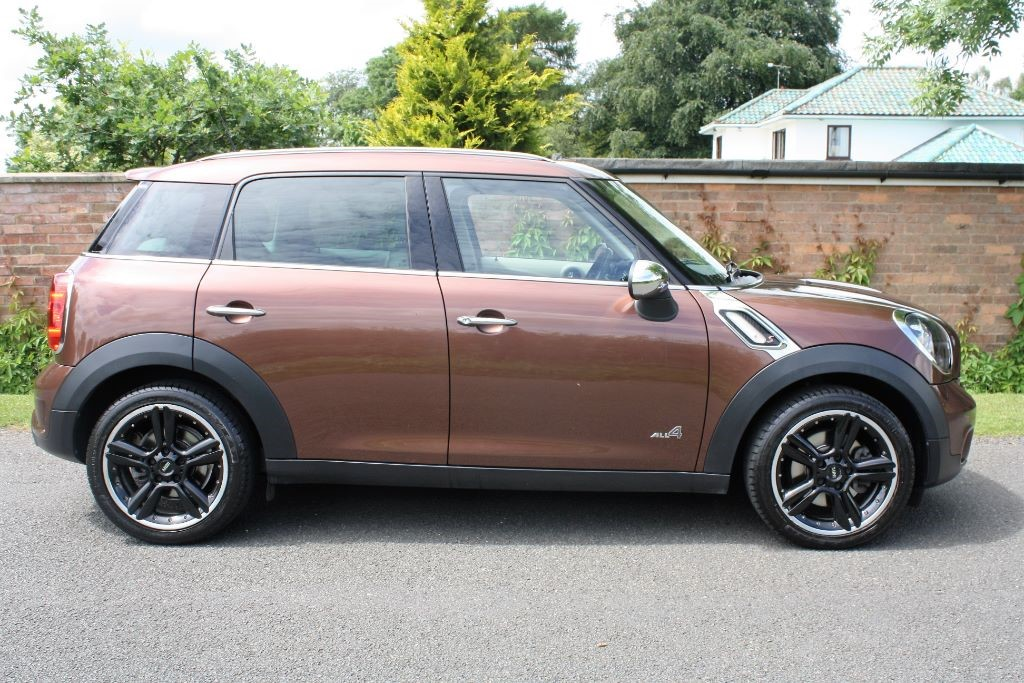 Mini Countryman Cooper S All4 For Sale Stratford Upon