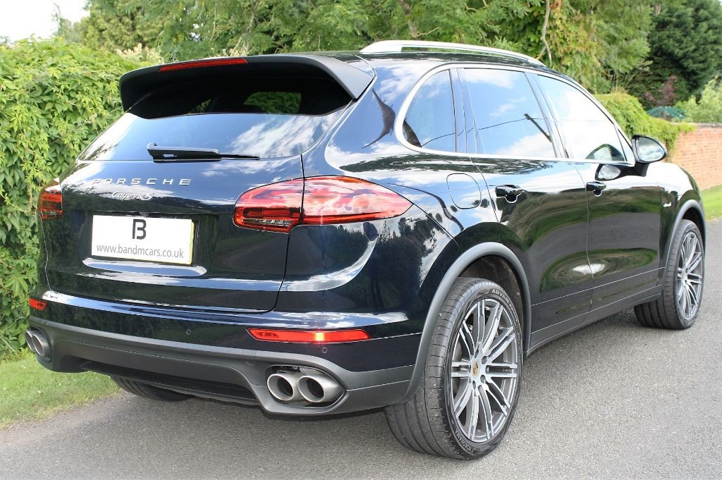 porsche cayenne d v8 s tiptronic s for sale stratford upon avon warwickshire b m sports. Black Bedroom Furniture Sets. Home Design Ideas