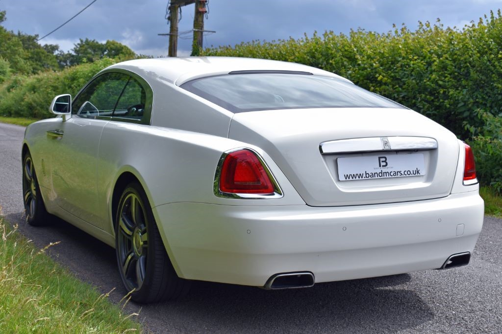 Rolls Royce Wraith V12 For Sale Stratford Upon Avon
