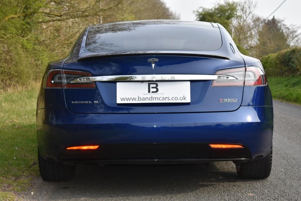 Tesla Model S P100 LUDICROUS for sale - Stratford Upon Avon