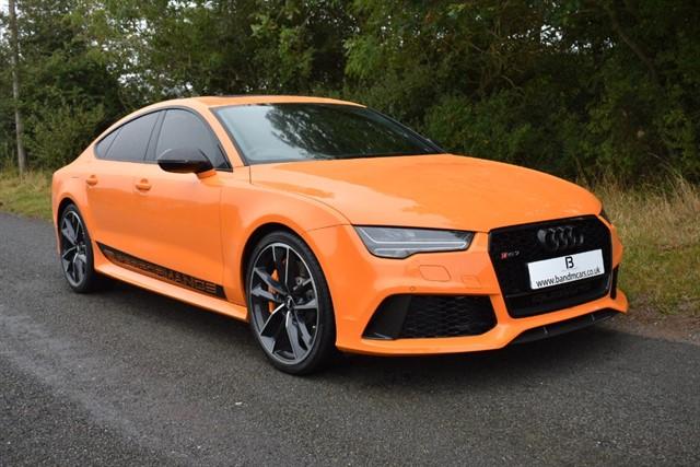 used Audi RS7 PERFORMANCE SPORTBACK TFSI QUATTRO in stratford-upon-avon