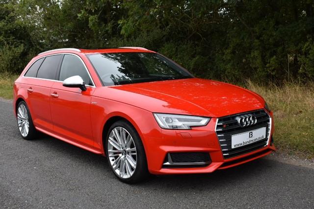used Audi S4 AVANT TFSI QUATTRO in stratford-upon-avon