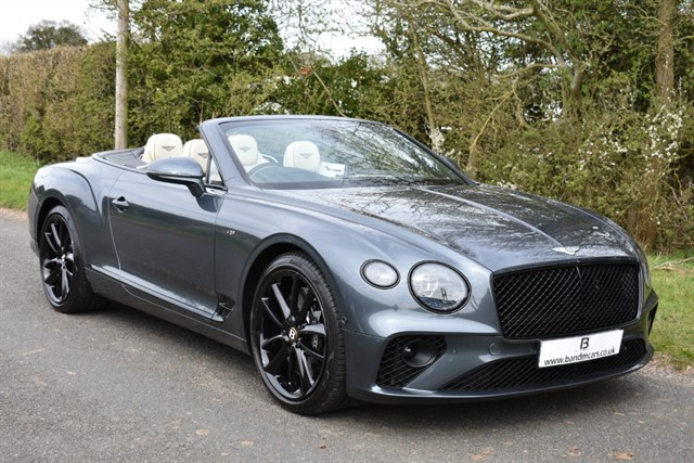 used Bentley Continental GT V8 in stratford-upon-avon