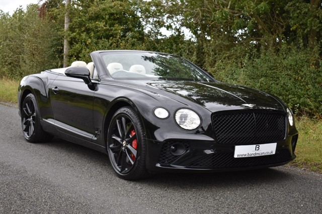 used Bentley Continental GT in stratford-upon-avon