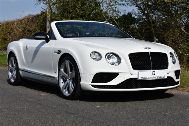 used Bentley Continental GT V8 S in stratford-upon-avon