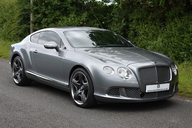 used Bentley Continental GT MDS in stratford-upon-avon