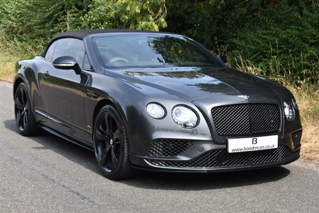 used Bentley Continental GT SPEED in stratford-upon-avon