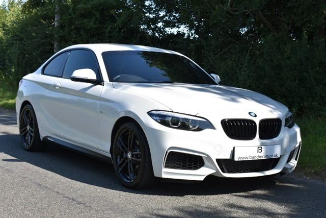 used BMW 218i M SPORT in stratford-upon-avon