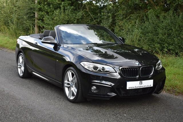 used BMW 220i M SPORT in stratford-upon-avon