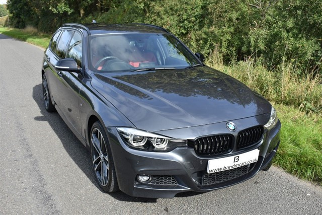 used BMW 335d XDRIVE M SPORT SHADOW EDITION TOURING in stratford-upon-avon